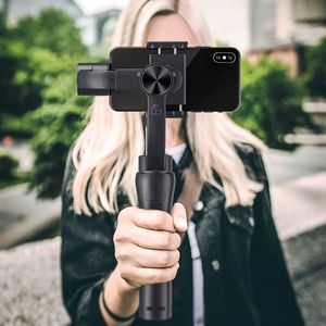 Image 5 - BlitzWolf BW BS14 bluetooth 3 Axis Gimbal Stabilizer With Three Adjustable Modes for Mobile Phones bluetooth Handheld Gimbals