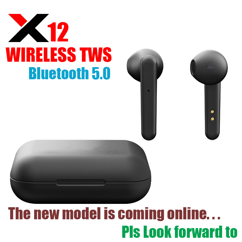 X12 Original i14 tws Headset In-ear Wireless Bluetooth 5.0 Earphone Earbuds Touch Control Sport for iphone audifonos elari i9000