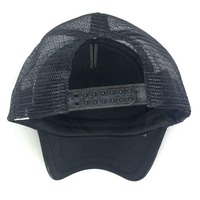 בייסבול כובע אופנה כותנה כובע גברים נשים Snapback כובעי היפ הופ כובעי Casquette חיצוני שחור לבן מכתב כובעים סיטונאיים