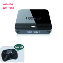 Cheap Quad Core 4K Smart TV Box Android9.0 Rockchip RK3228A