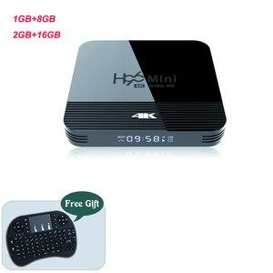 Cheap Quad Core 4K Smart TV Box Android9