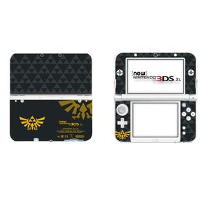 Image 2 - The Legend of Zelda Full Cover Decal Skin Sticker for NEW 3DS XL Skins Stickers for NEW 3DS LL Vinyl Protector Skin Sticker