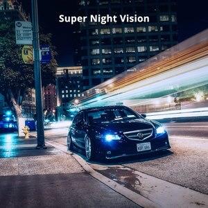 Image 4 - AZDOME 2160P GS63H Car DVR GPS 4K WIFI Dash Camera Dual Lens 1080P Rear View Camera Super Night Vision Dashcam 24H Parking Mode