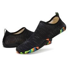 Footwear Swimming-Shoes Surfing Water-Sports for Men Women Unisex Blue Beach-Aqua Seaside