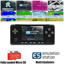 Console Odroid Games Mame Arcade... Go-Advance Handheld OGA Emulation-Station Fully-Loaded