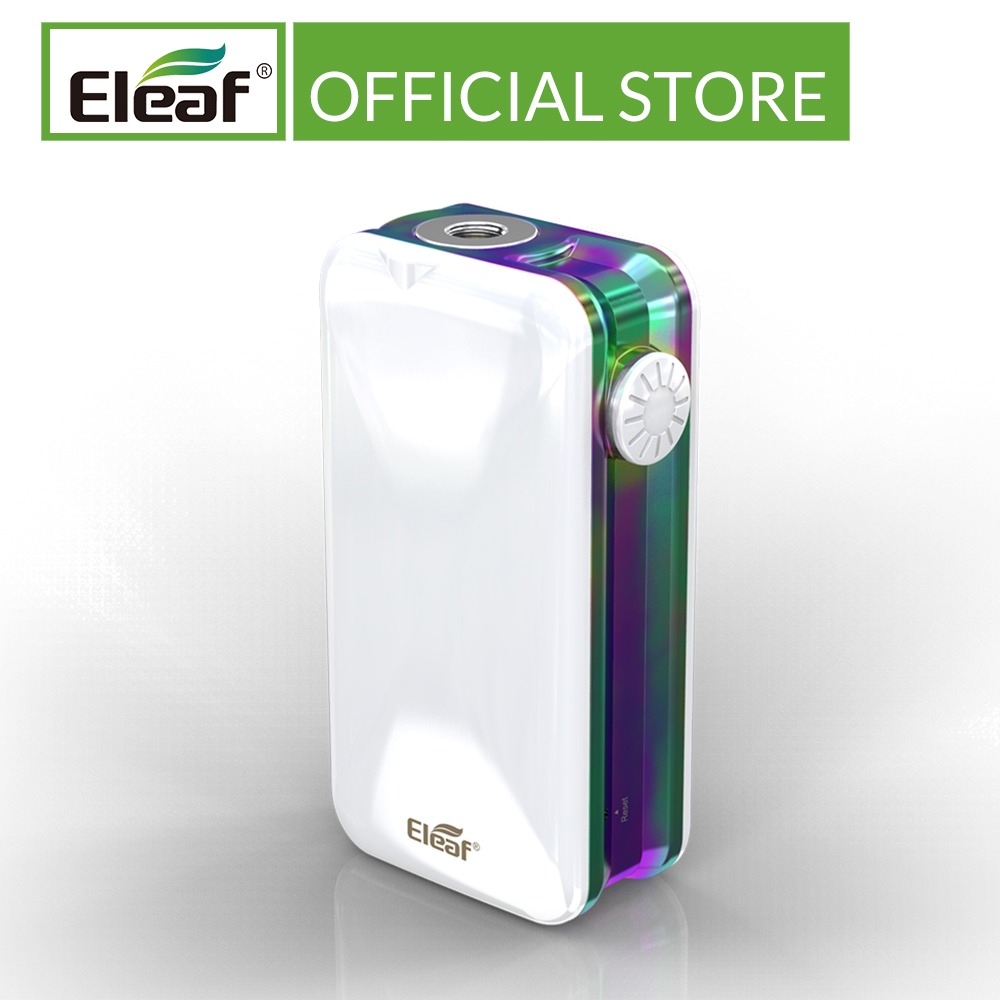 Original Eleaf IStick NOWOS Box Mod With 4400mAh Battery Supports QC3.0/PD3.0 Protocol Faster Charging Electronic Cigarette Mod