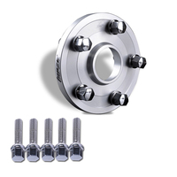 TEEZE Wheel spacers adapters 5x112 PCD Center bore 66.6mm for BMW Audi Mercedes-Benz Toyota Supra 1 pieces