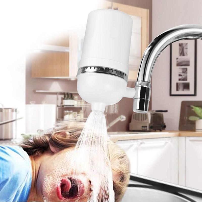 Filtre de robinet d'eau, système de Filtration de robinet d'eau de haute qualité, filtre de robinet avancé pour l'eau dure - 3