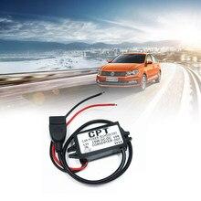 Chargeur de voiture Dc Convertisseur Module Régulateur De Tension 12 V à 5 V 3a 15w Étanche Abaisseur Volts Module Livraison Directe