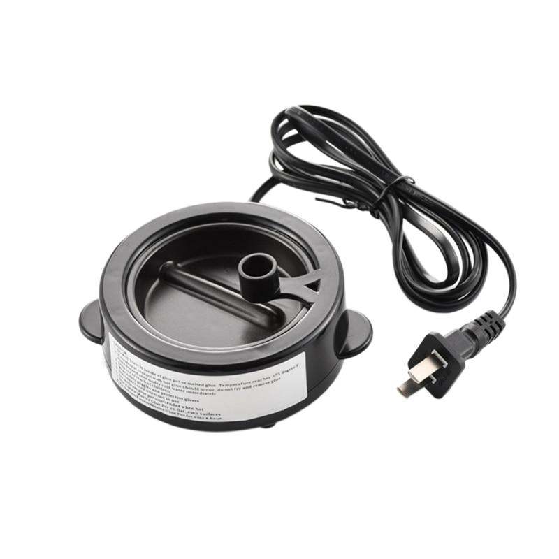 Warmer Beads Mini Melting-Stove 50ml Pot Melts-Heater Wax-Sticks Hot-Us-Plug Fire-Wax