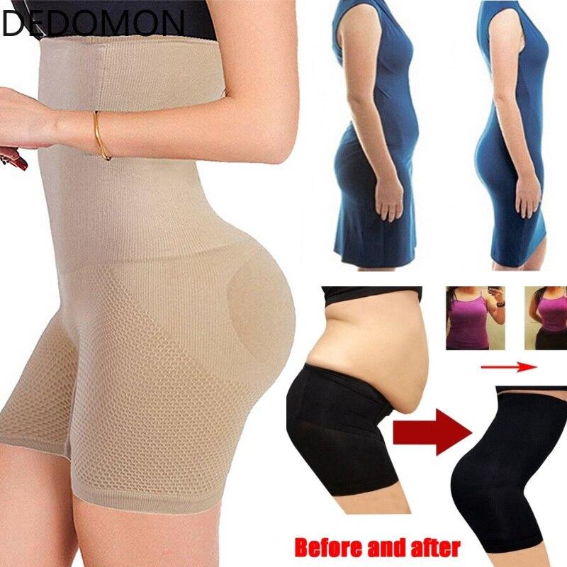 High Waist Trainer Shaper Tummy Control Panties Hip Butt Lifter Body Shaper Slimming Underwear Modeling Strap Weight Loss