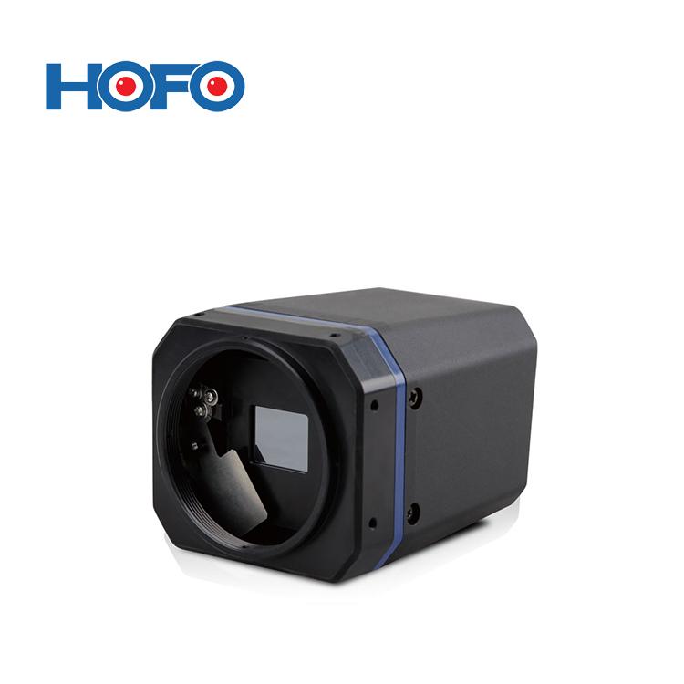 384*288 infrared thermal imaging camera module