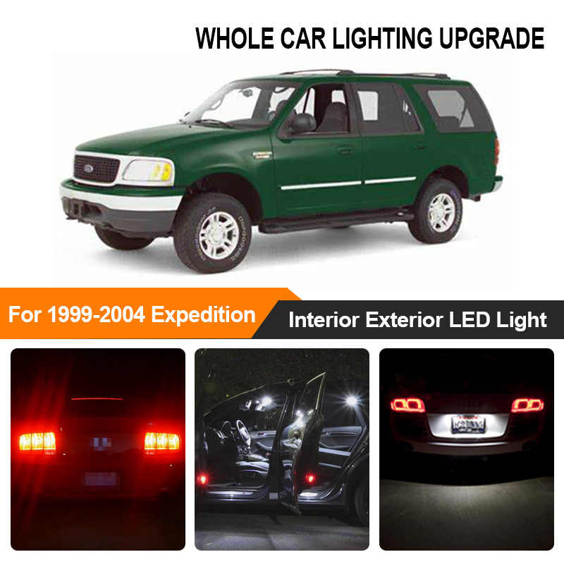 white amber car bulbs exterior interior led light for 1999 2002 2003 2004 ford expedition reverse brake parking turn signal lamp signal lamp aliexpress white amber car bulbs exterior interior led light for 1999 2002 2003 2004 ford expedition reverse brake parking turn signal lamp