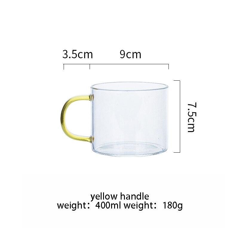 yellow handle