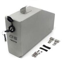 Портативный алюминиевый ящик для инструментов мотоциклов новый