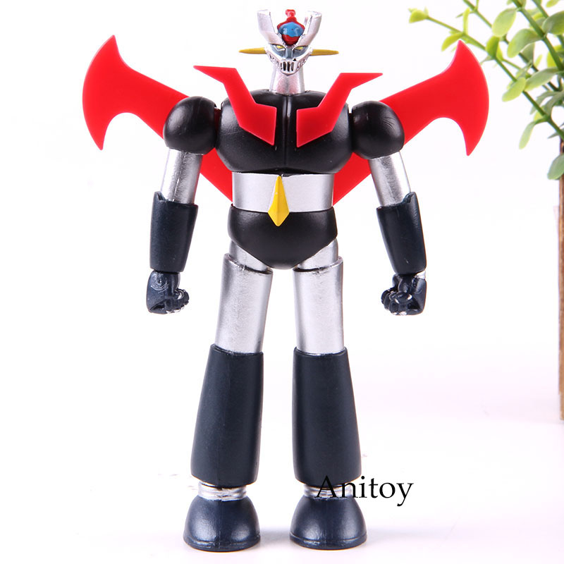 Anime <font><b>Figure</b></font> <font><b>Mazinger</b></font> <font><b>Z</b></font> Die Cast Cartoon Mazinkaiser <font><b>Mazinger</b></font> <font><b>Z</b></font> Action <font><b>Figure</b></font> Collectible Model Toy 14cm image