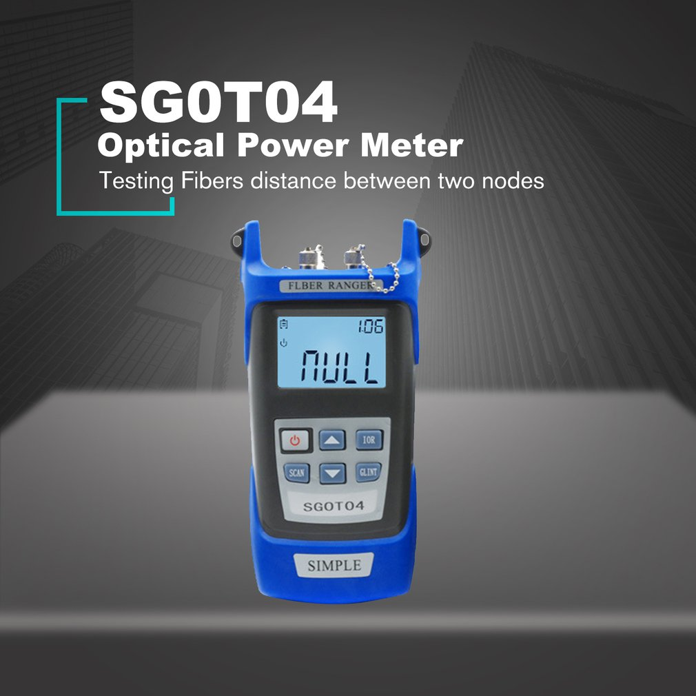 Handheld Visual Fault Locator and OTDR Optical Fiber Breakpoint Detector to Test Fault Location 3