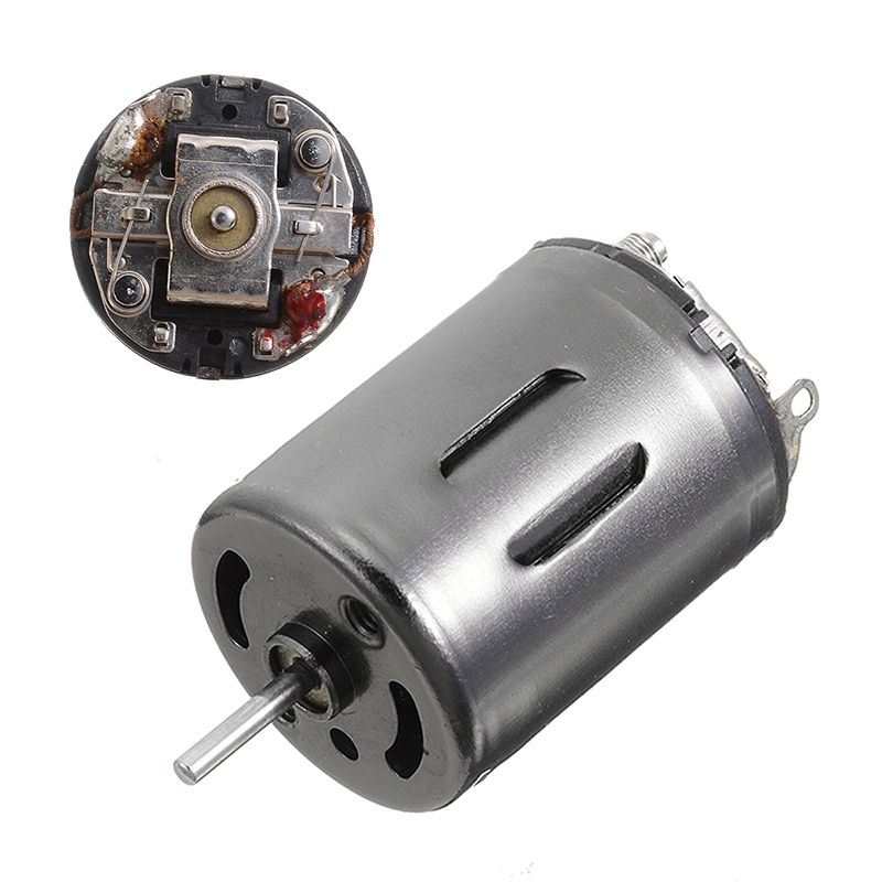 DC 12V 44000RPM High Speed High Power Strong Magnetic RS-540 DC Model Motor DIY