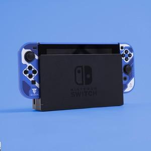 Image 5 - Per Nintendo Switch NS Joy Con Controller custodia cover PC custodia protettiva Cover Shell Set Switch Console accessori
