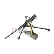 4D Montage 1/6 US Armee M2 Browning Schwere Maschine Gun Modell Simulation Spielzeug Sammlung Military Wind Ornamente