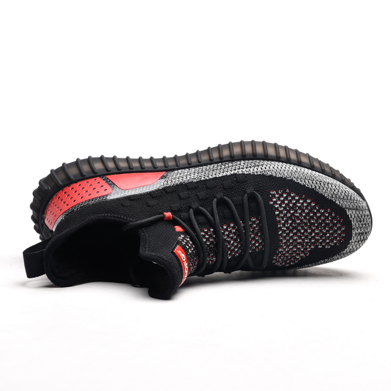 New Arrival Running Shoes Sneakers Comfortable Jogging Shoes Brand Trainers Platform Summer Mens Lace Up Lightweight in Running Shoes from Sports Entertainment