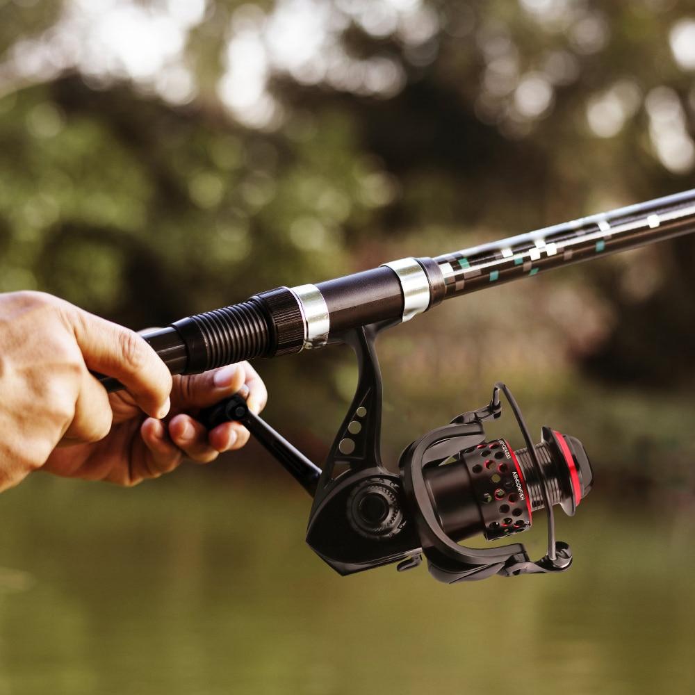 carretel de pesca 8 kg max arraste