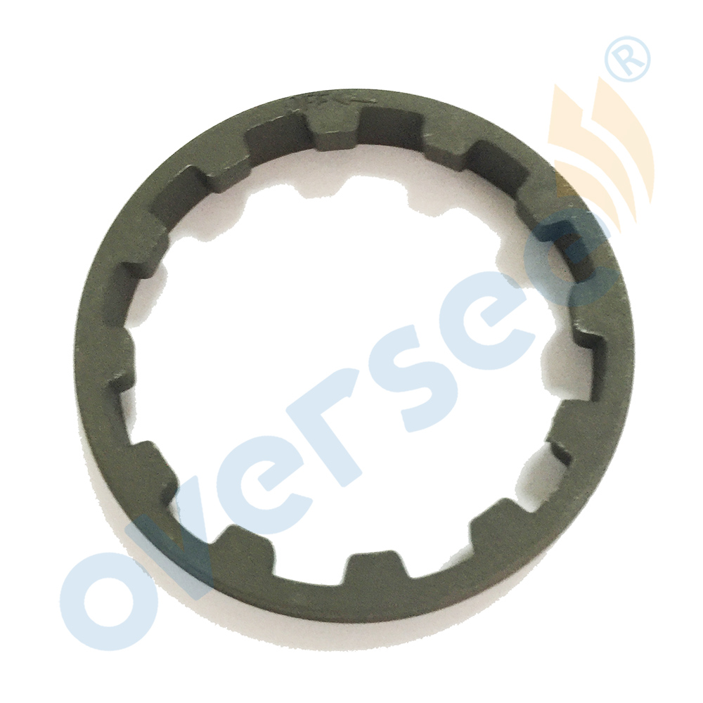 697-45384 Lock Ring Nut 697-45384-00-00 697-45384-00 Replace For Yamaha Outboard Engine 40HP 50HP 55HP