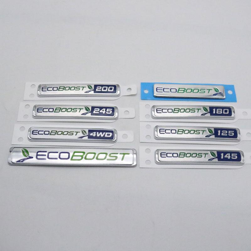 Soarhorse для Ford Focus Ford Kuga Escape F-150 Ecoboost 4WD 125 145 180 200 245 эмблема наклейка багажника заменить Стикеры