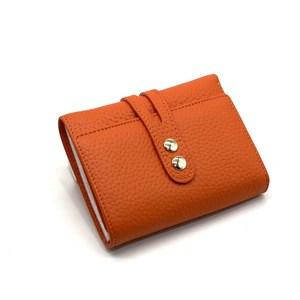 Image 1 - 2020 가죽 디자이너 접이식 여성용 지갑 여성용 짧은 지갑 클러치 카드 소지자 지갑