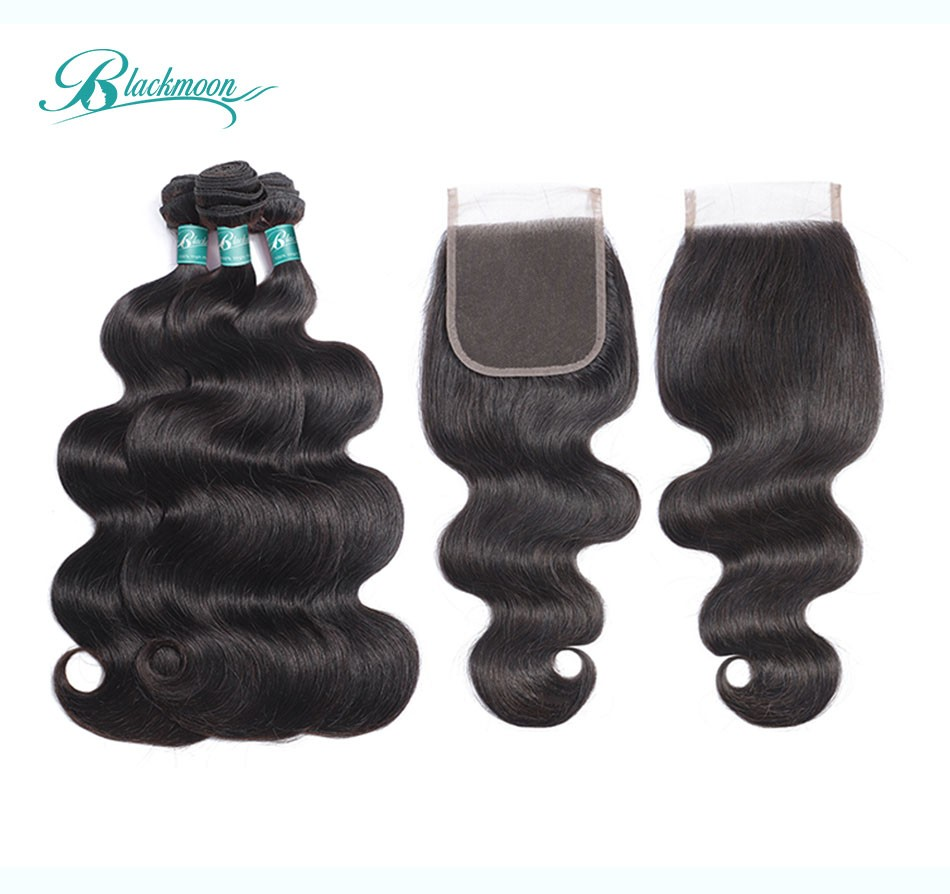 body wave bundles with closure-3+4_02