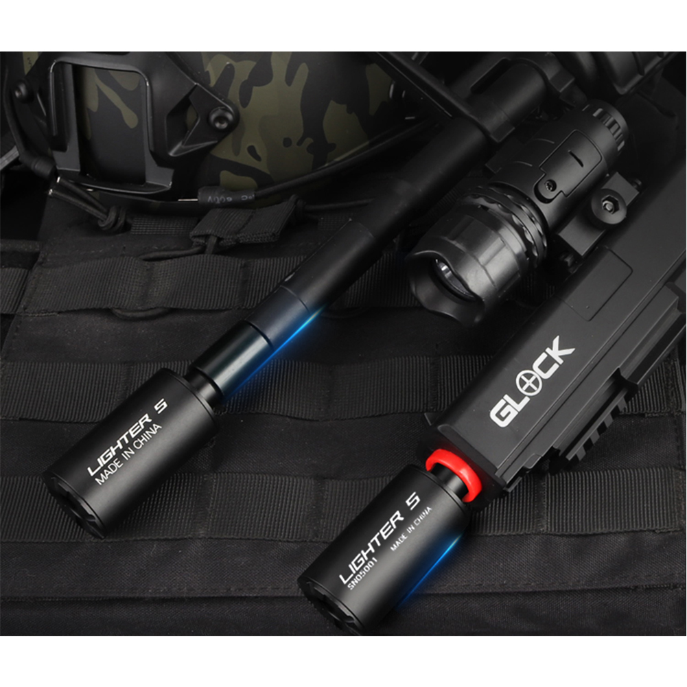 Airsoft Tracer Lighter S Tracer Unit For Pistol Green Smallest Lightest Tracer Unit Light Handgun Airsoft Accessories