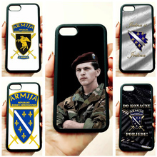 flag of bosnia and herzegovina soft edge mobile phone cases for apple iPhone x 5s SE 6 6s plus 7 7plus 8 8plus XR XS MAX case