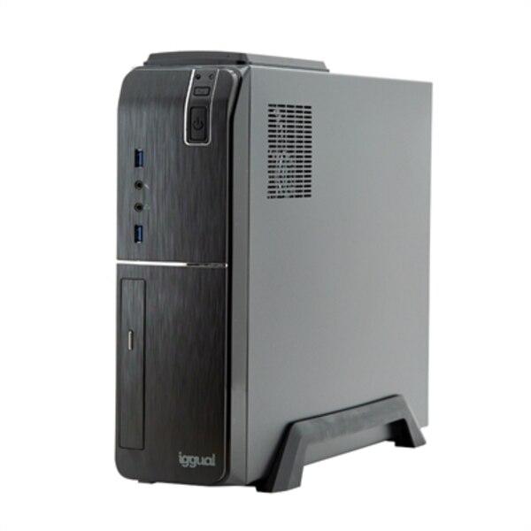 Настольный ПК iggual PSIPCH606 i7-10700 16 GB RAM 480 GB SSD