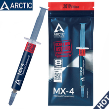 ARCTIC MX-4 2g 4g 8g 20g AMD Intel Processor CPU Cooler Cooling Fan Thermal Grease VGA Compound Heatsink Plaster Paste цена и фото
