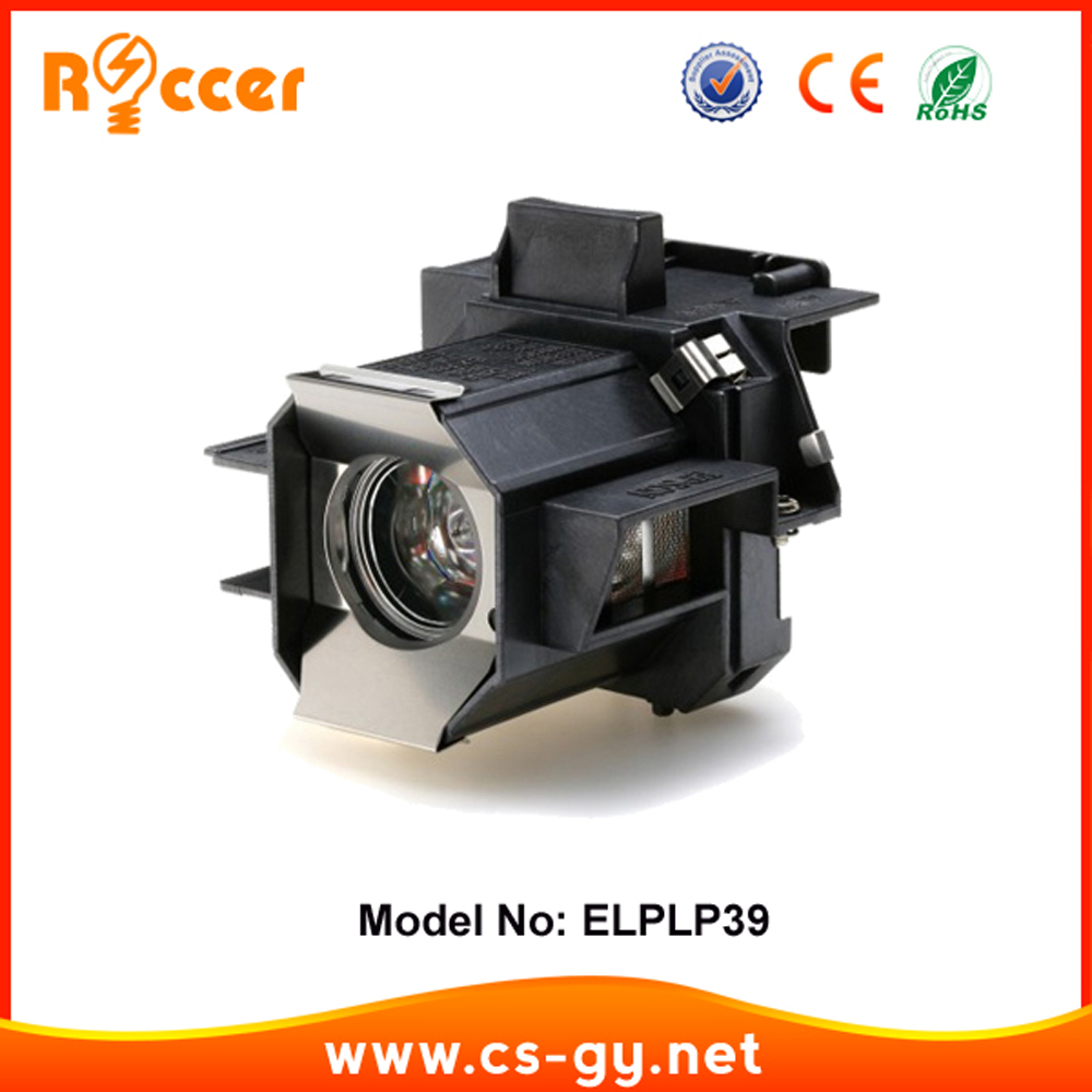 ROCCER Projector Lamp  ELPLP39 Lamp V13H010L39 For EPSON EMP-TW700/EMP-TW1000/EMP-TW2000/EMP-TW980/EMP-1080/EMP-1080UB UHE 170W