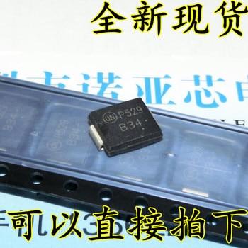 10 pcs SK56C  SMD Schottky Diode  60V 5A  SMC  NEW