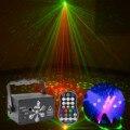 120 узор RGB DJ Led Лазерная лампа USB Мини диско светильник дистанционного Управление УФ проектор для домашнего Свадебная вечеринка бар украшени...