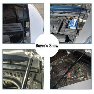 Image 2 - Motorkap Motorkap Hydraulische Ondersteuning Staaf Strut Lente Shock Bar Voor Skoda Octavia A5 2007 2014 Auto styling Refit