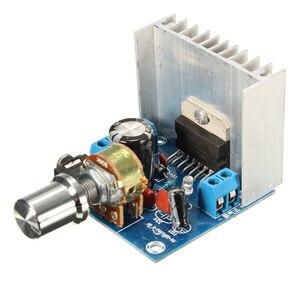 2020 1 шт. металлический усилитель мощности мотоцикла цифровой стерео аудио усилитель двухканальный усилитель модуль AC/DC 12V TDA7297 стерео аудио