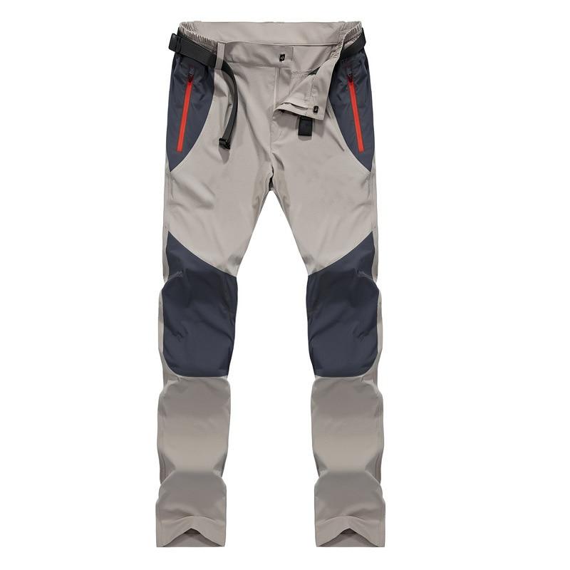 Tactical Waterproof Pants Men Cargo Spring Summer Quick Dry Trousers Men's Outdoor Sports Trekking Camping Fishing Pants 4XL