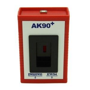 Image 3 - ใหม่ล่าสุดรุ่นV3.19 AK90 Key Programingเครื่องมือAK90 + สำหรับBM AK90 Key Programmer AK 90