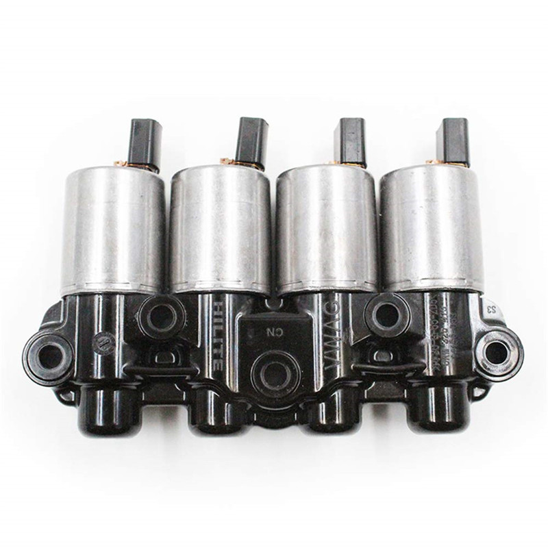 0AM DQ200 DSG 7 Speed Transmission Solenoid Pack For Volkswagen Audi Skoda Seat Retrofit Of Gearbox Solenoid Valve