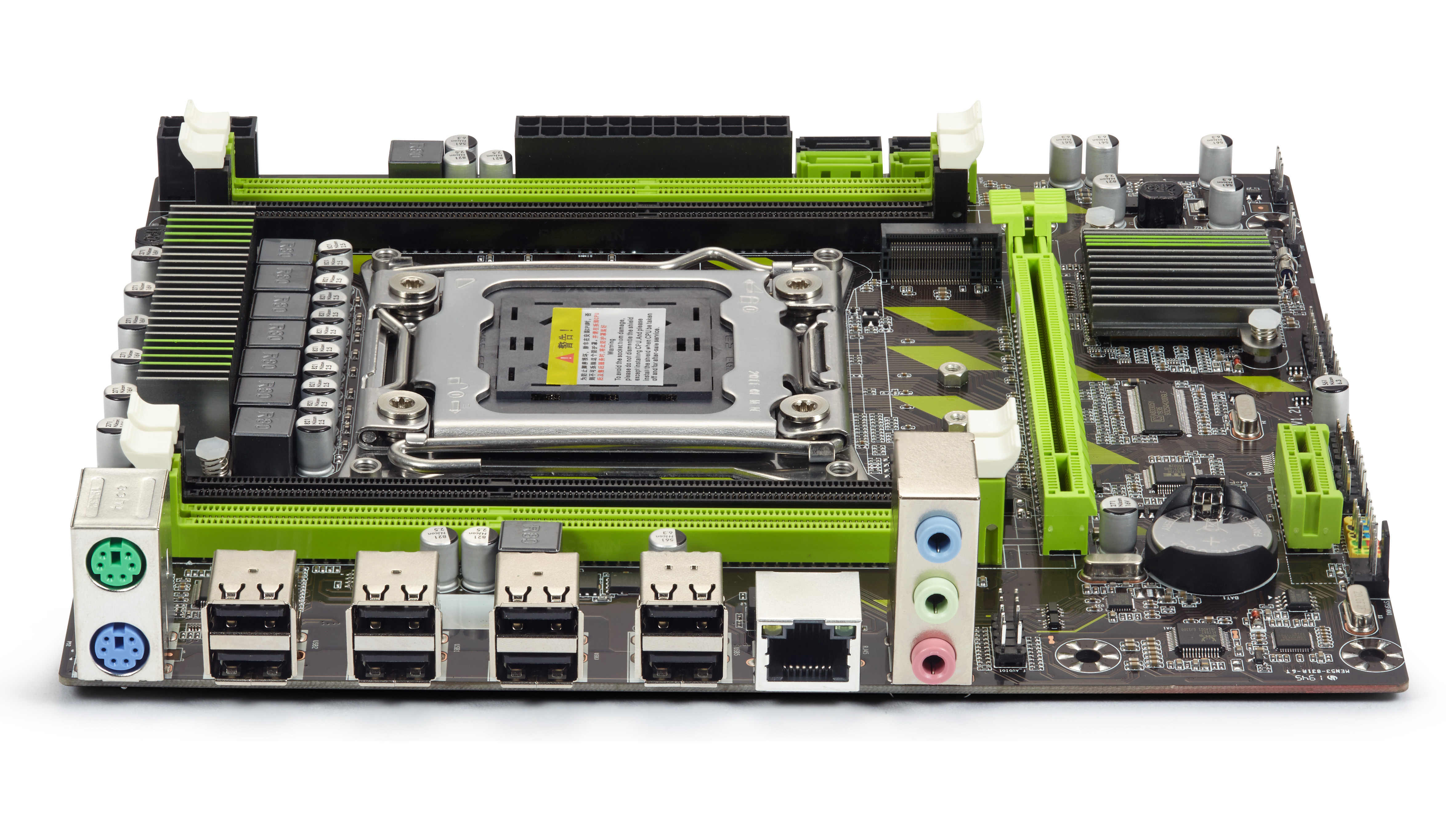 2GB Memory Upgrade for EliteGroup X79R-AX Deluxe Motherboard DDR3 PC3-12800 1600 MHz Non-ECC DIMM RAM ECS PARTS-QUICK Brand