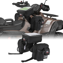 ATV Motorcycle Universal 1680D Upgrade Keep Warm Cool Fuel Tank Bag for Polaris Sportsman 500 570 800 for Yamaha Raptor Banshee
