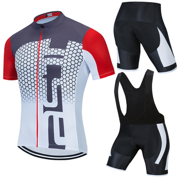 teleyi Summer Cycling Jersey Set Breathable MTB Bicycle Cycling Clothing Mountain Bike Wear Clothes Maillot Ropa Ciclismo phtxolue long sleeve pro cycling set 2017 maillot ciclismo mtb jersey bike wear clothes summer cycling clothing men