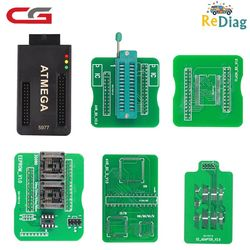 ATMEGA Adapter Works For CG100 CG 100 Airbag Restore Device Restore Tool Support ATMEGA re-use & 8-pin chip