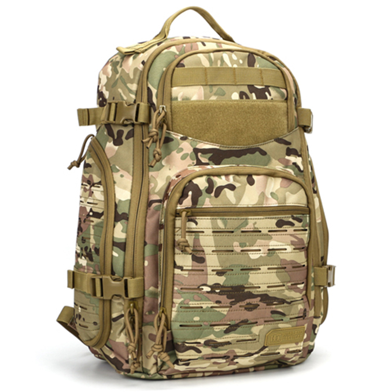 1000D Tactical Military Backpack Molle Outdoor Mountaineering Bag Army Hiking Camping Rucksack Sport Cycling Travel Backpack