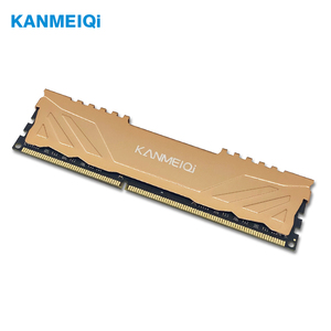Image 3 - KANMEIQi ram DDR3 4GB 8GB 1333mhz 1600/1866MHz Desktop Memory with Heat Sink dimm pc3 CL9 CL11 1.5V 240pin compatible Intel/AMD