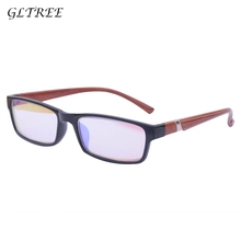 GLTREE 2018 New Red Green Color-blindness Glasses Women Men Corrective Color Blind Sunglasses Colorblind Drivers license G399
