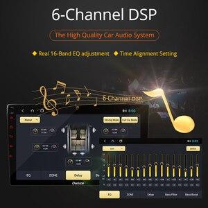 "Image 2 - Ownice K6 8 Core אנדרואיד אוניברסלי 2 דין רכב רדיו 9 ""10.1"" אוטומטי אודיו נגן Vedio GPS DSP תמיכת 4G LTE ה SIM כרטיס AHD מצלמה"
